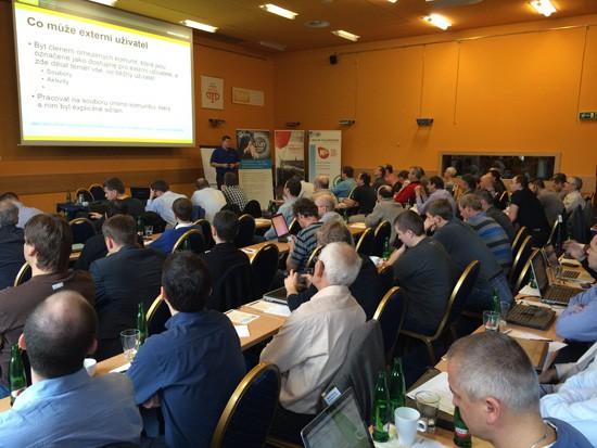Konference SUTOL na podzim 2014