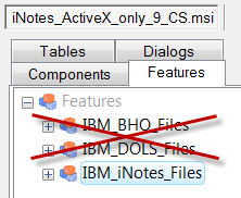 iNotes-MSI-Features