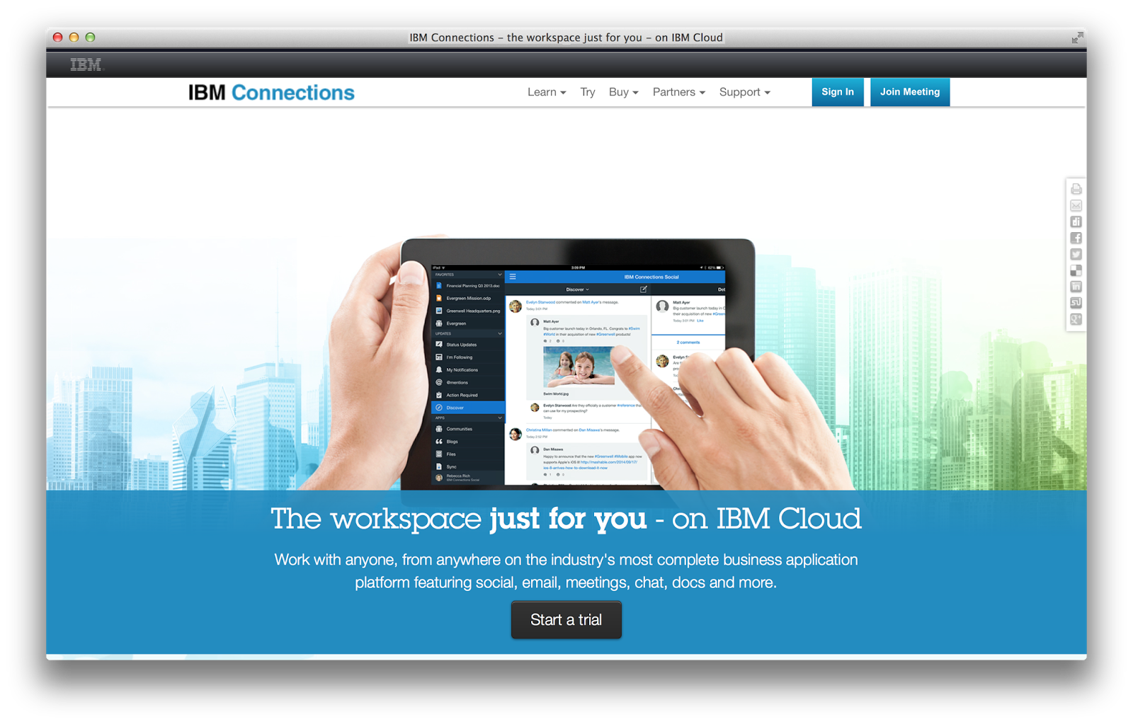 IBM Cloud - home