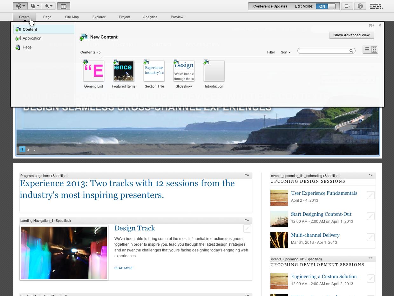 Portal 8.5 toolbar