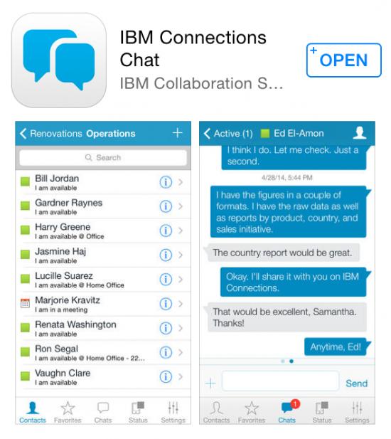 Sametime-mobile-client-download