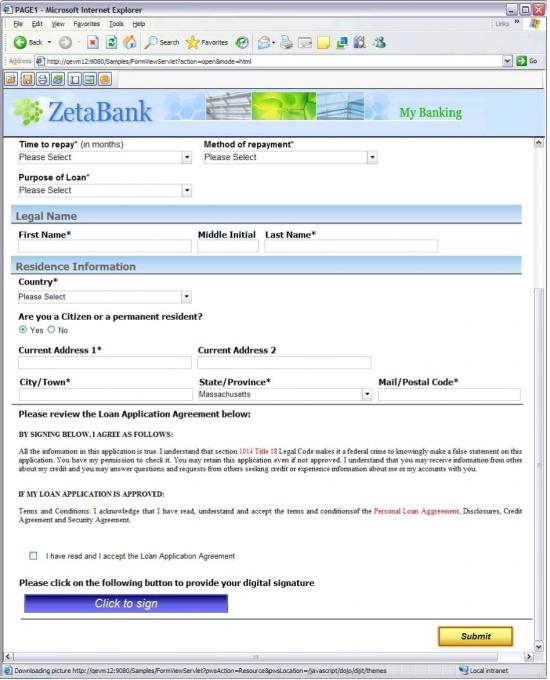 IBM Forms 4.0